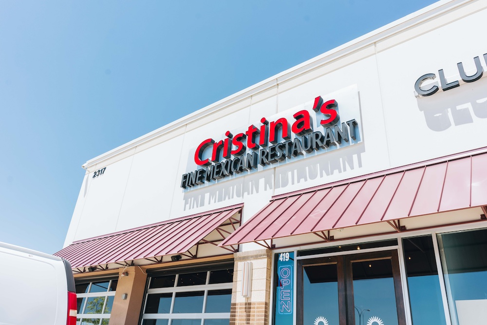 Cristina's Fine Mexican Restaurant in Fort Worth